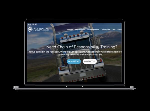 Websites for Registered Training Organisations (RTOs)