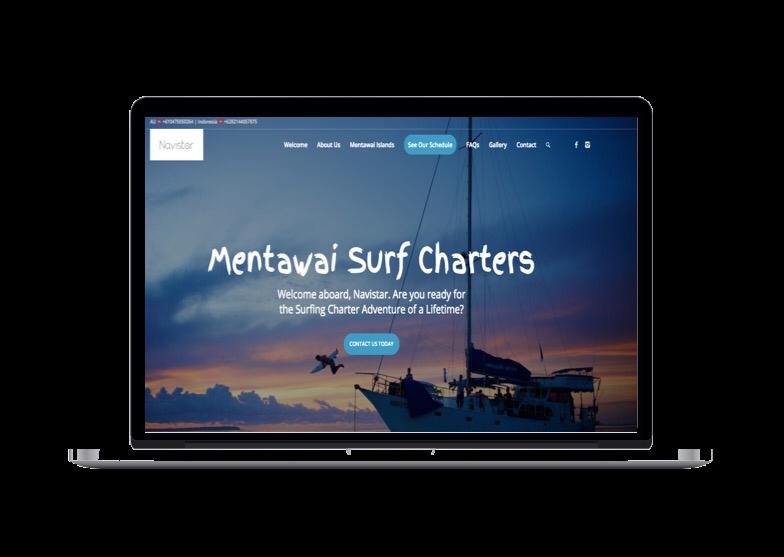 Mentawai Islands Surf Charter Boat